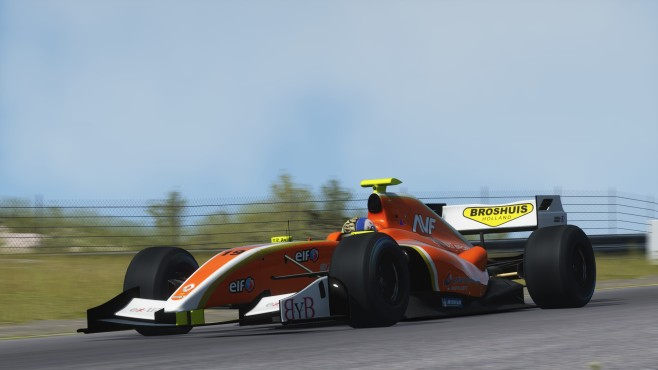 Assetto Corsa: Dallara Formula Renault 3.5 ©Kunos Simulazioni