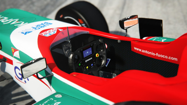 Assetto Corsa: F3 © Radiators Champ