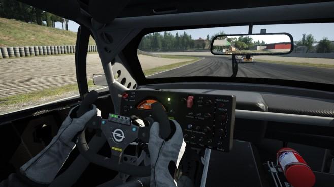 Assetto Corsa: Opel Calibra ITC 1996 Cockpit ©Kunos Simulazioni