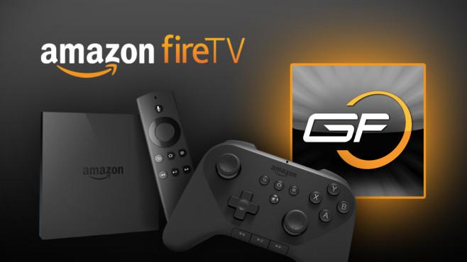 GameFly: Videospiel-Streaming auf Amazon Fire TV Noch mehr Spiele f�r Fire TV: In Kooperation mit GameFly streamen US-amerikanische Nutzer neben Filmen und Serien nun auch Videospiele. ©Amazon, GameFly