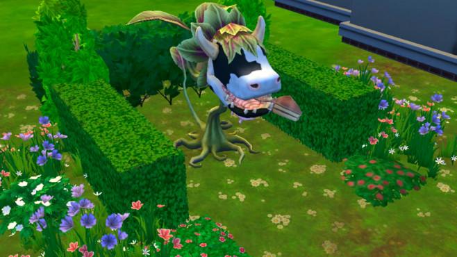 EA: Dangerous Cowplant ©EA, modthesims.info, alexnidhogg