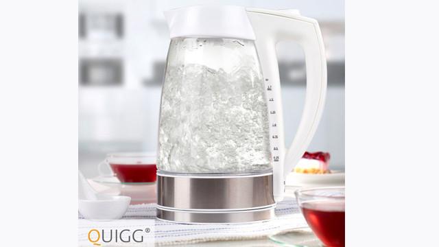 Glas-Wasserkocher (ab 4. Juni 2015, Aldi Nord) ©Aldi