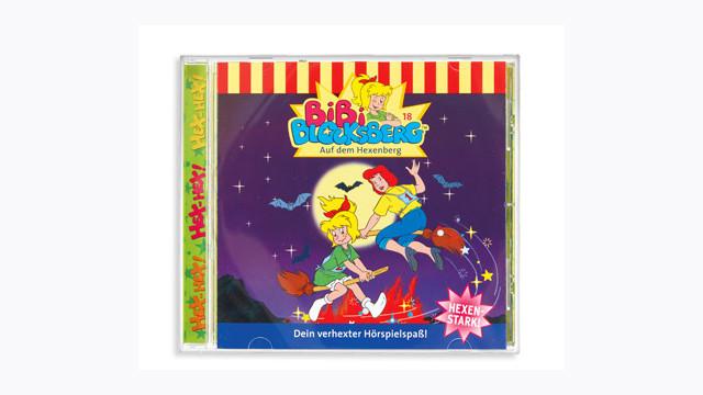 Kinder-Hörspiele auf CD (ab 6. Juni 2015, Aldi Süd) ©Aldi