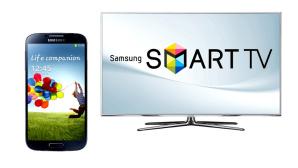 Samsung & TV verbinden ©Samsung
