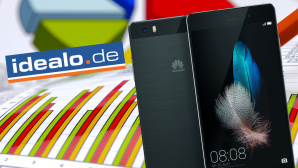 Huawei P8 Preisverfall ©Huawei, Idealo, Wolfisch � Fotolia.com