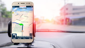 Navigation iPhone offline ©Samsung, Kaikoro.Fotolia.com