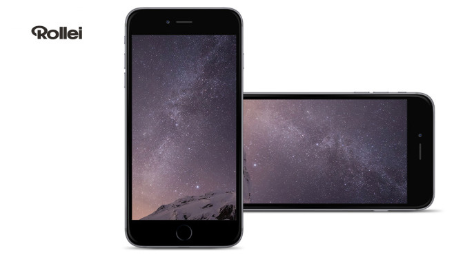 Apple iPhone 6 Plus mit 64 GB Speicher © Apple
