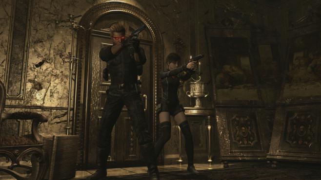 Resident Evil 0 ©Capcom