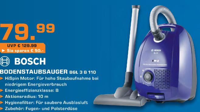 Bosch BGL3B110 GL-30 ©Saturn