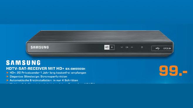 Samsung GX-SM550SH ©Saturn
