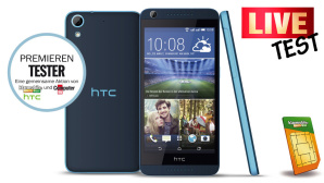 Premierentester HTC/Klarmobil Live-Test ©HTC/Klarmobil/COMPUTER BILD
