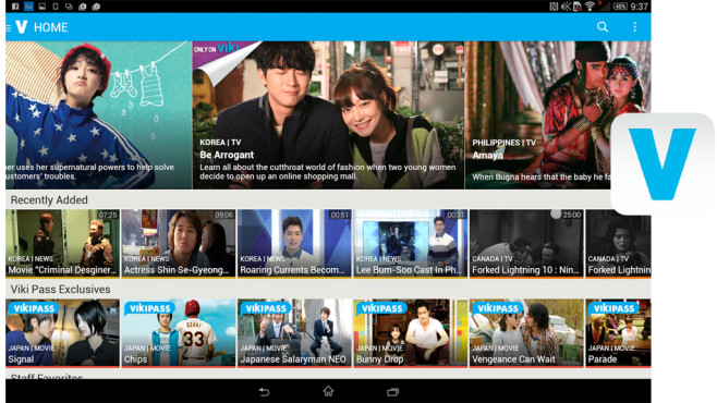 Viki – TV Drama, Filme & News © ViKi Inc.