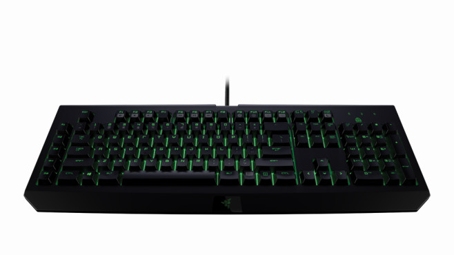 Razer BlackWidow Ultimate Stealth Edition 2014 DE © Razer