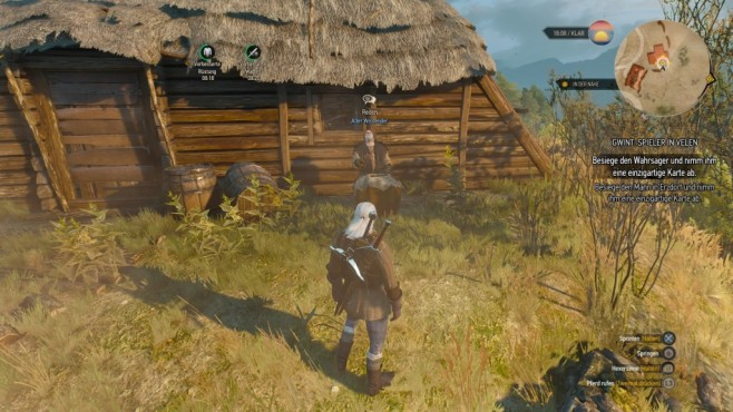 The Witcher 3: Gwint – Gute Karten © Bandai Namco