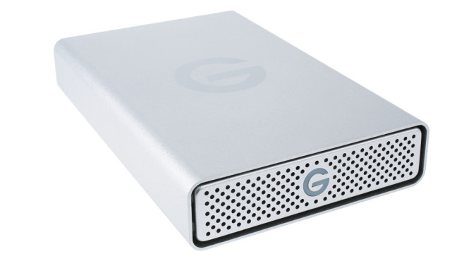 G-Technology G-DRIVE (Gen 6) 4TB © G-Technology