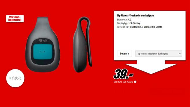 Fitbit Zip ©Media Markt