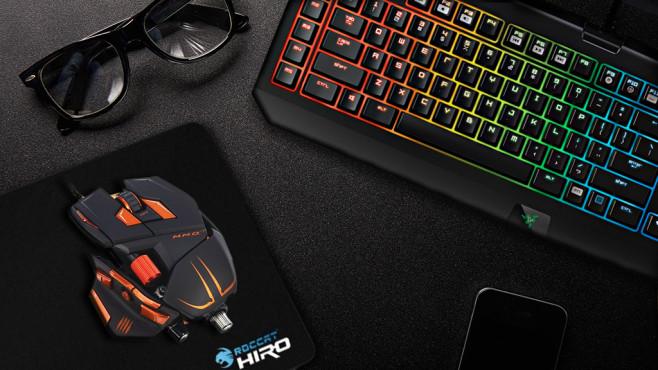 Gaming-PC: Dieses Zubehör bringt den Sieg ©Rostislav Sedlacek – Fotolia.com, Razer, MadCatz, Roccat