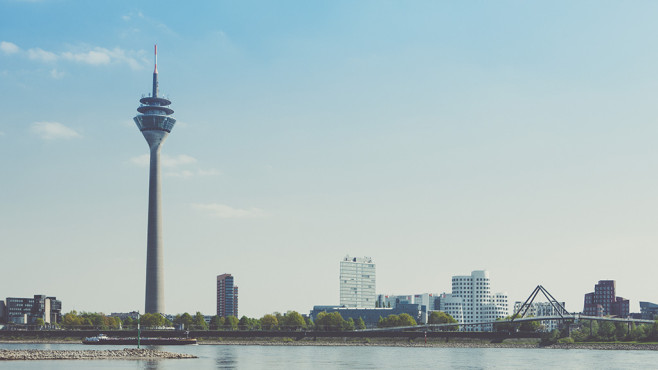 Düsseldorf (PLZ-Gebiet 4) © Westend61, Getty Images