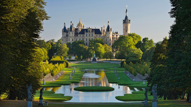 Schwerin © Rainer Mirau, Getty Images