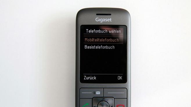 Routertelefonbuch ©COMPUTER BILD