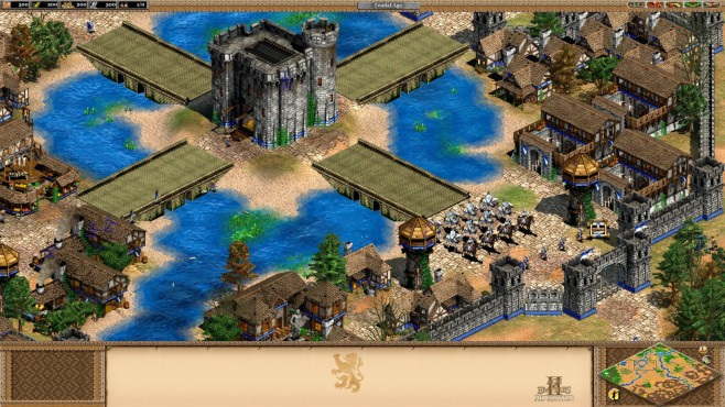 Age of Empires 2 © Microsoft Studios, Steam