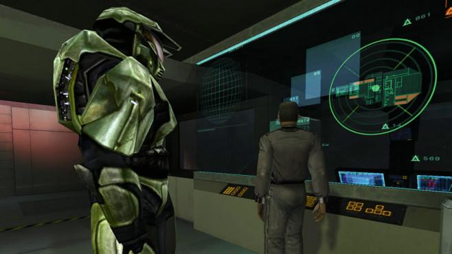 Halo – Combat Evolved ©Microsoft Studios