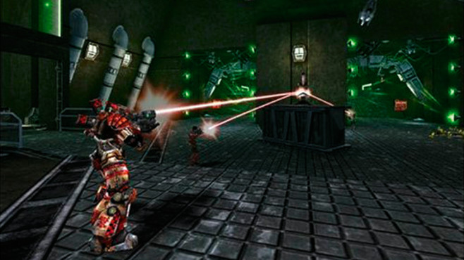 Unreal Tournament 2004 © Epic Games, Atari