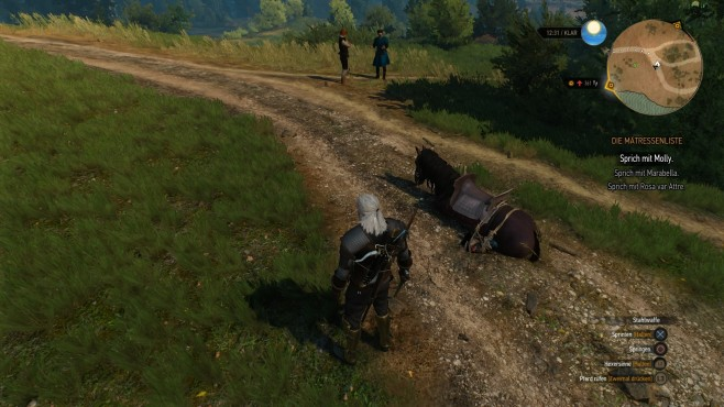 The Witcher 3: Schöne Dinge © CD Projekt Red/ Bandai Namco