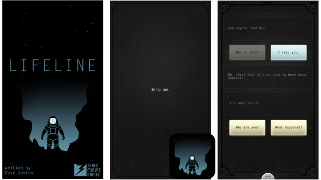 Lifeline ... © 3 Minute Games