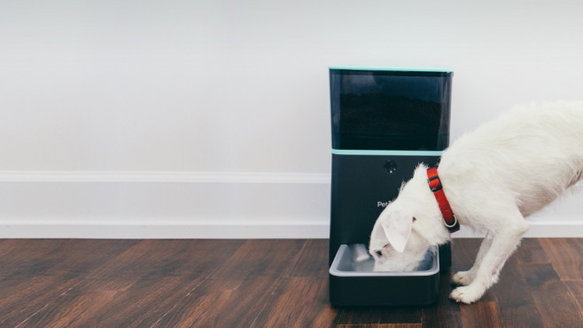 Smart Dog Feeder © Petnet