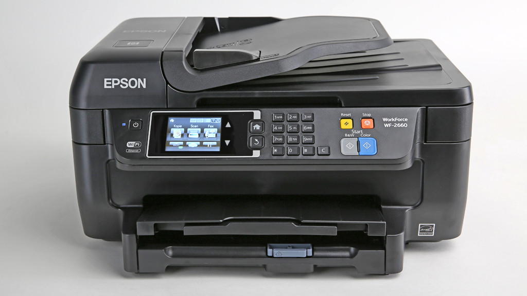 Epson Workforce WF-2660DWF: All-in-One-Drucker im Test © COMPUTER BILD