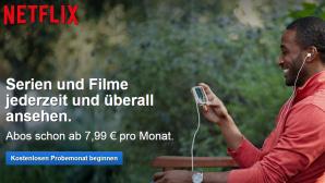 Plant Netflix Werbe-Einblendungen? ©netflix.com