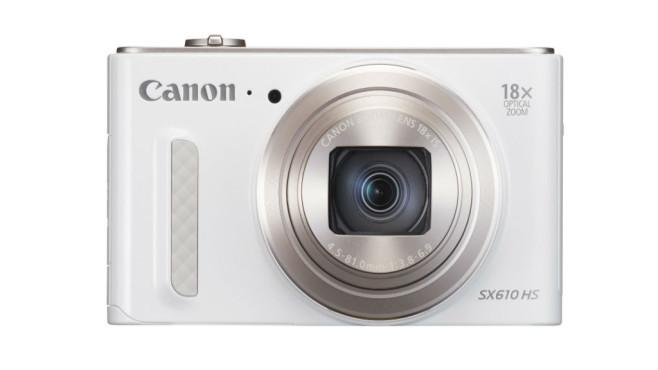 Canon PowerShot SX610 HS ©Canon