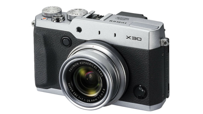 Fujifilm X30 ©Fujifilm