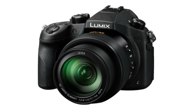 Panasonic Lumix DMC-FZ1000 © Panasonic