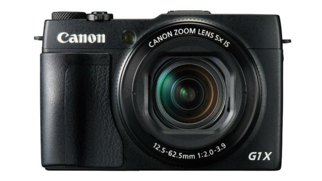 Canon PowerShot G1 X Mark II Canon PowerShot G1 X Mark II ©Canon