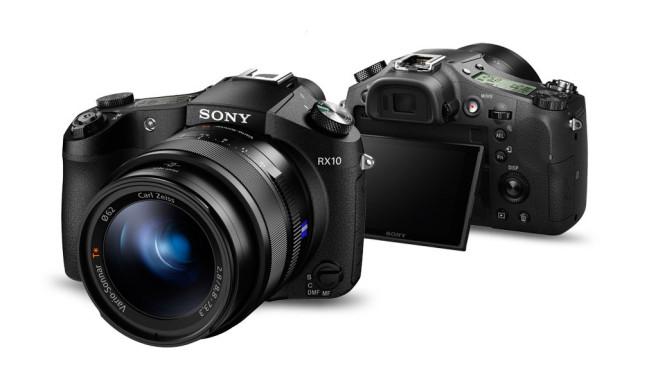 Sony Cyber-shot DSC-RX10 ©COMPUTER BILD