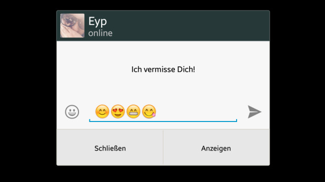 Quick Reply für WhatsApp © WhatsApp, COMPUTER BILD