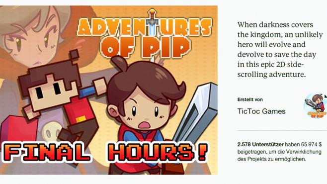Adventures of Pip©kickstarter.com