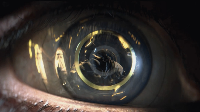 Deus Ex – Mankind Divided: Auge © Square Enix