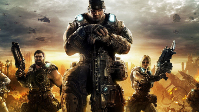 Gears of War Remaster Collection: Marcus Fenix © Microsoft: