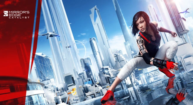Mirror's Edge – Catalyst: Stadt © Electronic Arts