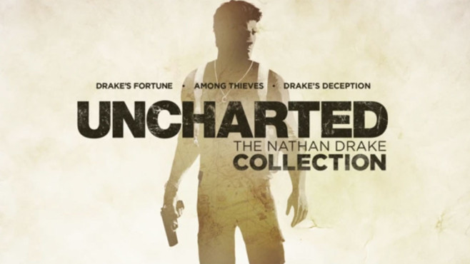 Uncharted � The Nathan Drake Collection: Artwork © Sony