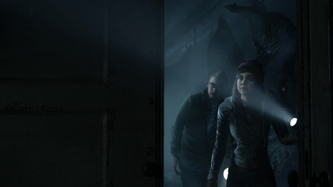 Until Dawn: Hayden Panettiere © Sony