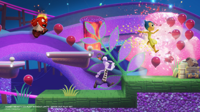 Bunt © Disney Interactive