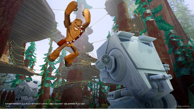 Chewbacca © Disney Interactive