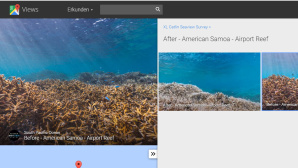 Amerikanisch Samoa - Airport Reef ©Google