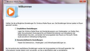 Vorsicht: Diese Funktionen verlieren Sie beim Umstieg auf Windows 10 Eingeschränkter Windows Media Player: Die DVD-Wiedergabe unterbindet Microsoft. ©COMPUTER BILD