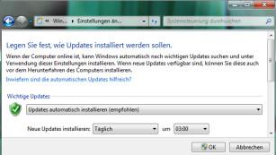 Vorsicht: Diese Funktionen verlieren Sie beim Umstieg auf Windows 10 Manch einer nennt es Bevormundung: Es findet sich keine Option, um Windows Update abzuschalten. ©COMPUTER BILD