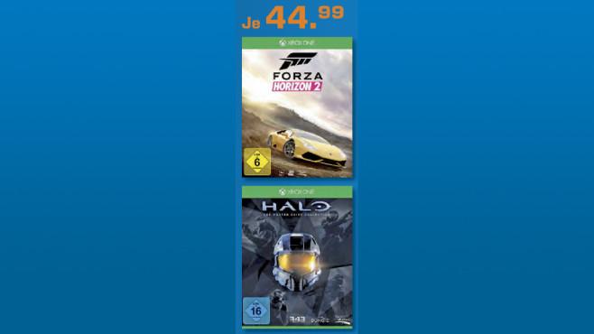 Spiele für die Xbox One ©Saturn